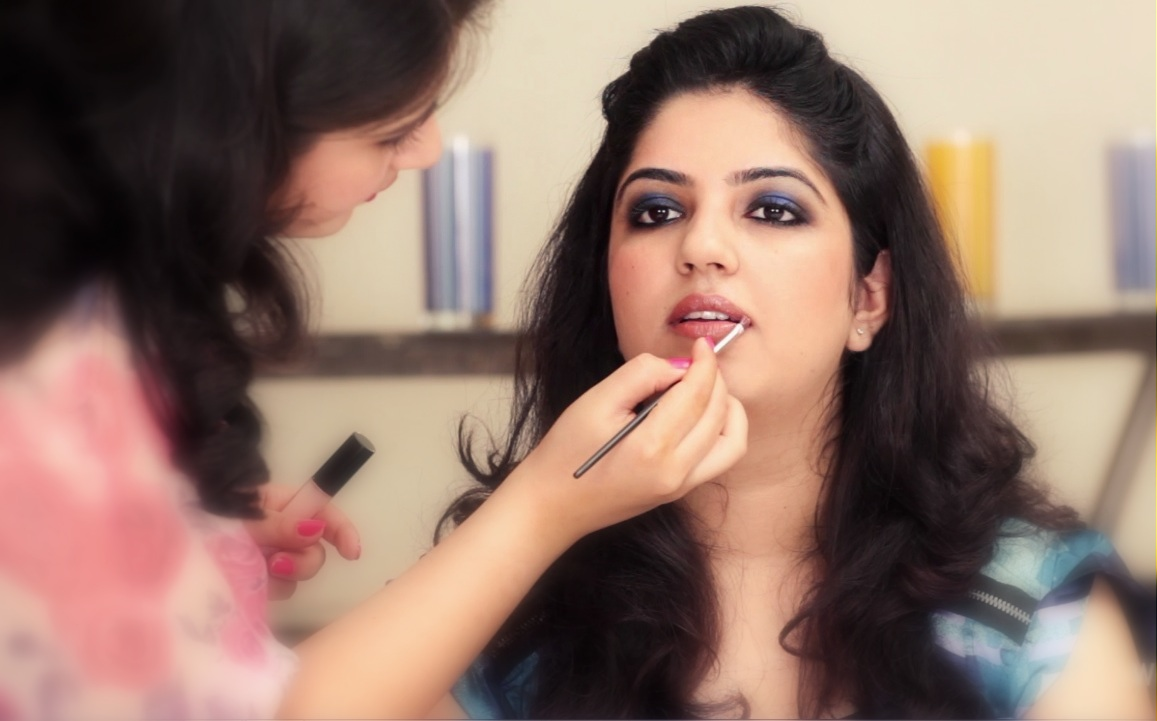 How To Makeup Video How To Get Beautiful Evening Smokey Eyes