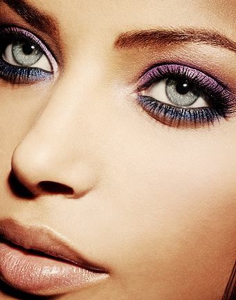 Bridal Makeup Looks For Blue Eyes : How to compliment blue eyes Indian Makeup and Beauty ...
