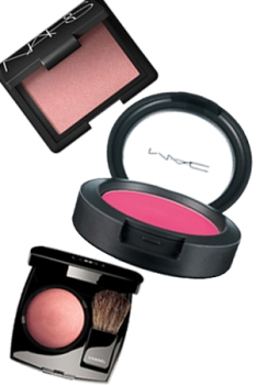Expiry of powder blushes & eye shadows