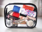 Organize makeup storage