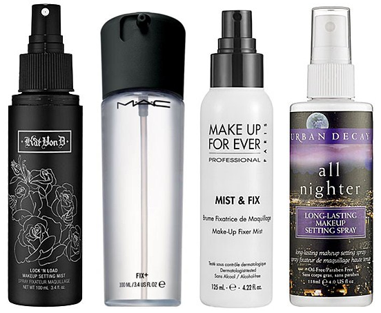 Makeup Fixing Spray Indian Beauty