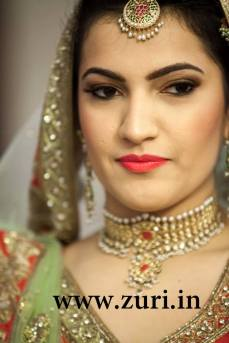 Bridal makeup by Zuri 20
