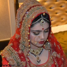 Bridal makeup by Zuri 29