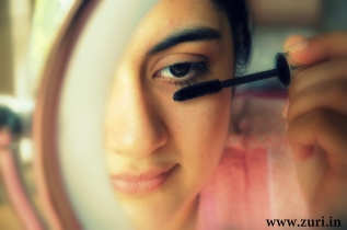How to avoid mascara without smudging