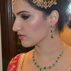 Bridal makeup by Zuri 17
