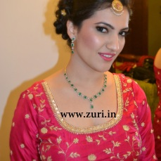 Bridal makeup by Zuri 18