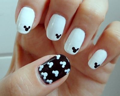 Nail Art Designs At Home Part 4