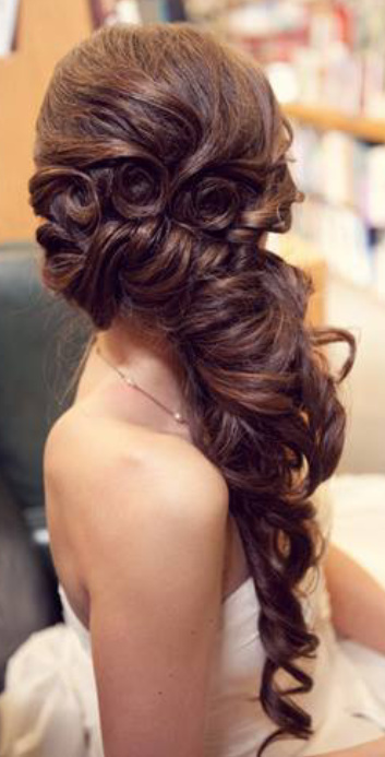 Pleasing 21 Gorgeous Indian Bridal Hairstyles Indian Makeup And Beauty Short Hairstyles For Black Women Fulllsitofus
