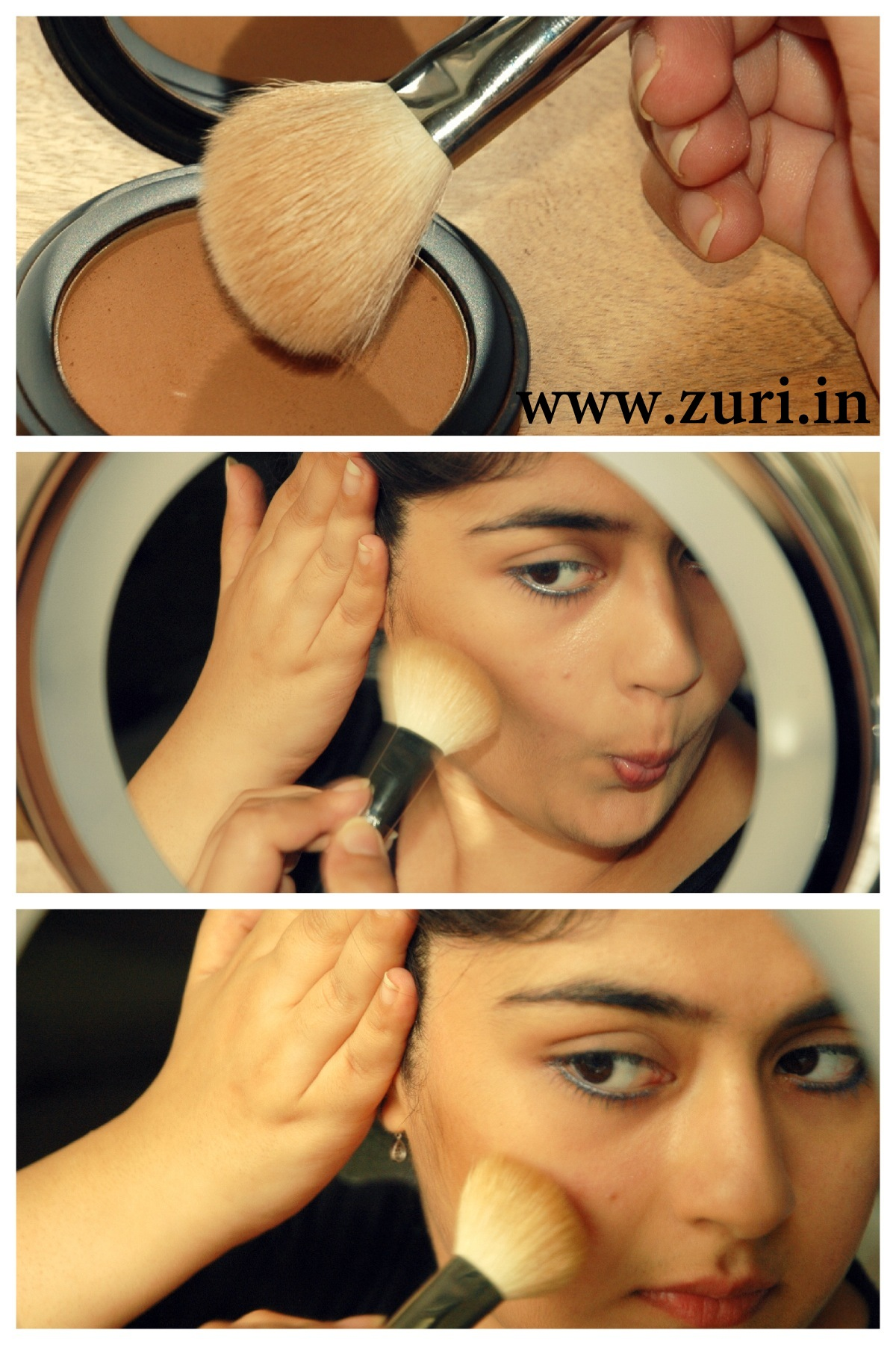 What is contouring makeup and how to contour your face indian how to contour a round face ccuart Images