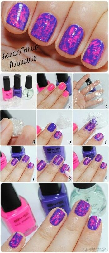10 Step by Step nail art designs for Beginners | Indian ...