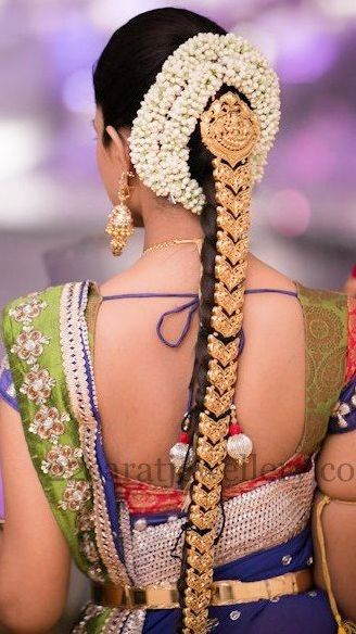 Bridal hair accessories must have hair accessories for indian brides - 15 Top Indian Bridal Hairstyles Indian Makeup And Beauty