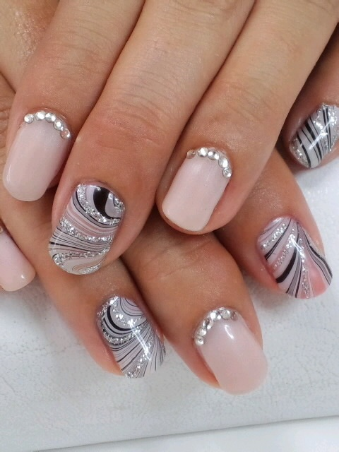 15 Bridal Nail Art Designs