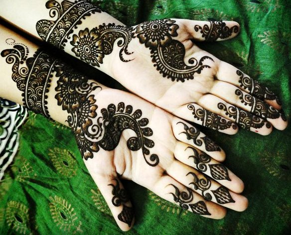 Mehndi Designs Hd Images : Hd mehndi designs beautiful eid collection for girls best