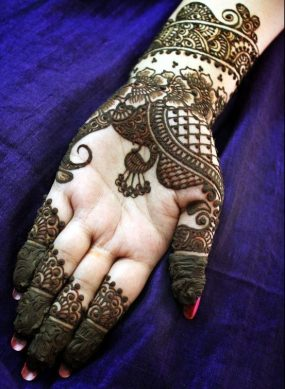 arabic mehndi designs for hands