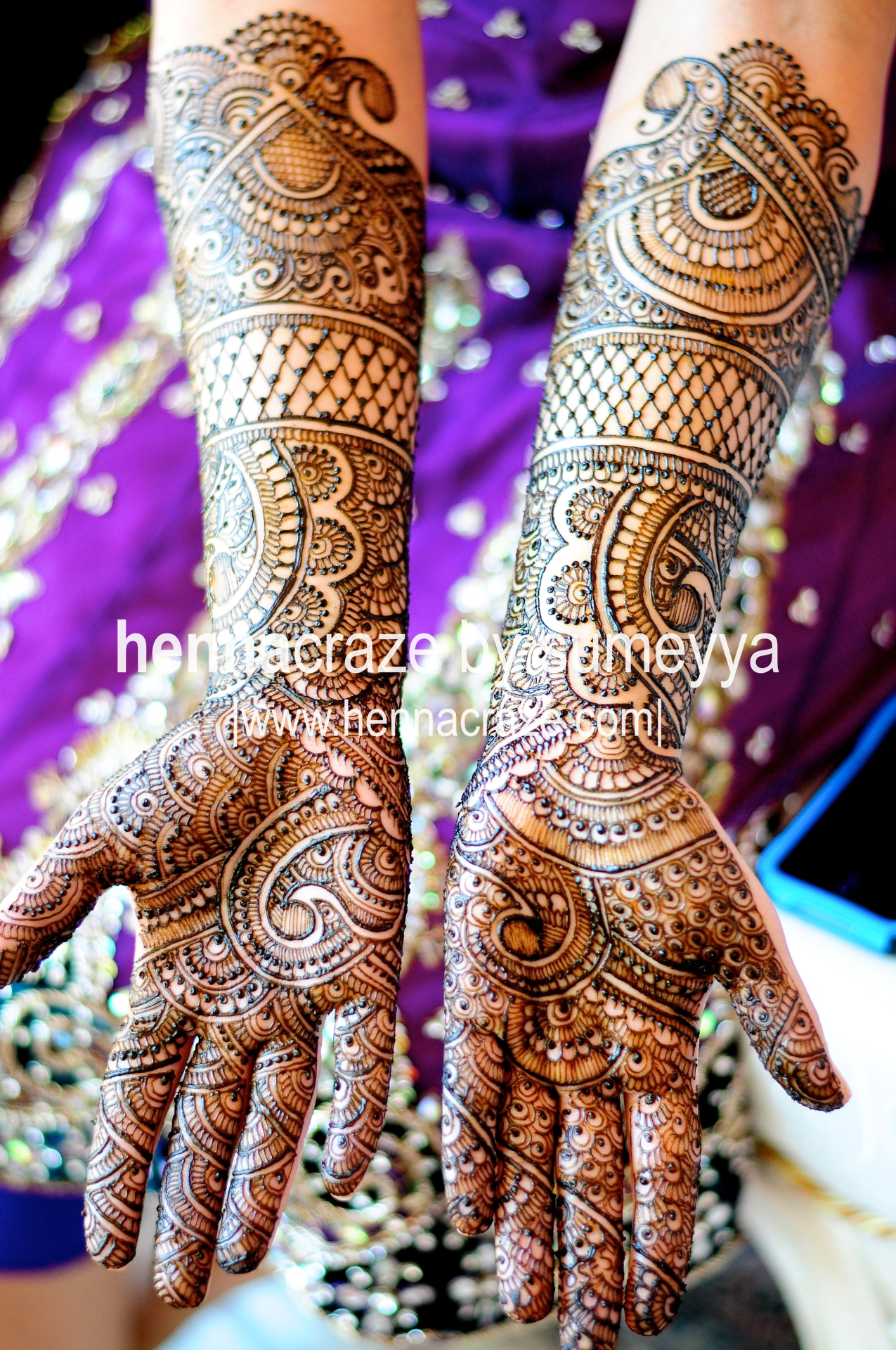 Bridal Mehndi Themes : Bridal mehndi designs for hands indian makeup and