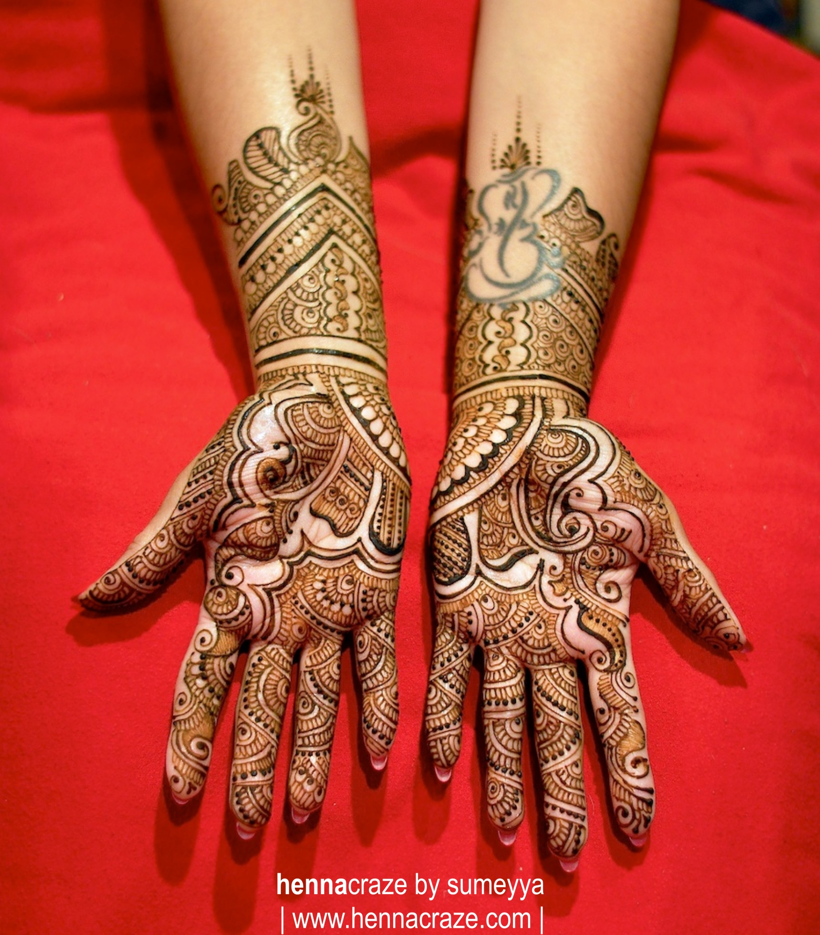 Mehndi Designs And S : Bridal mehndi designs for hands indian makeup and