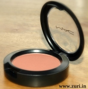 MAC Sur blush Mickey Contractor
