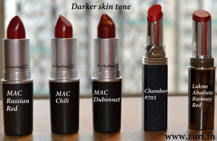How to apply lipstick  - choosing lipstick colors
