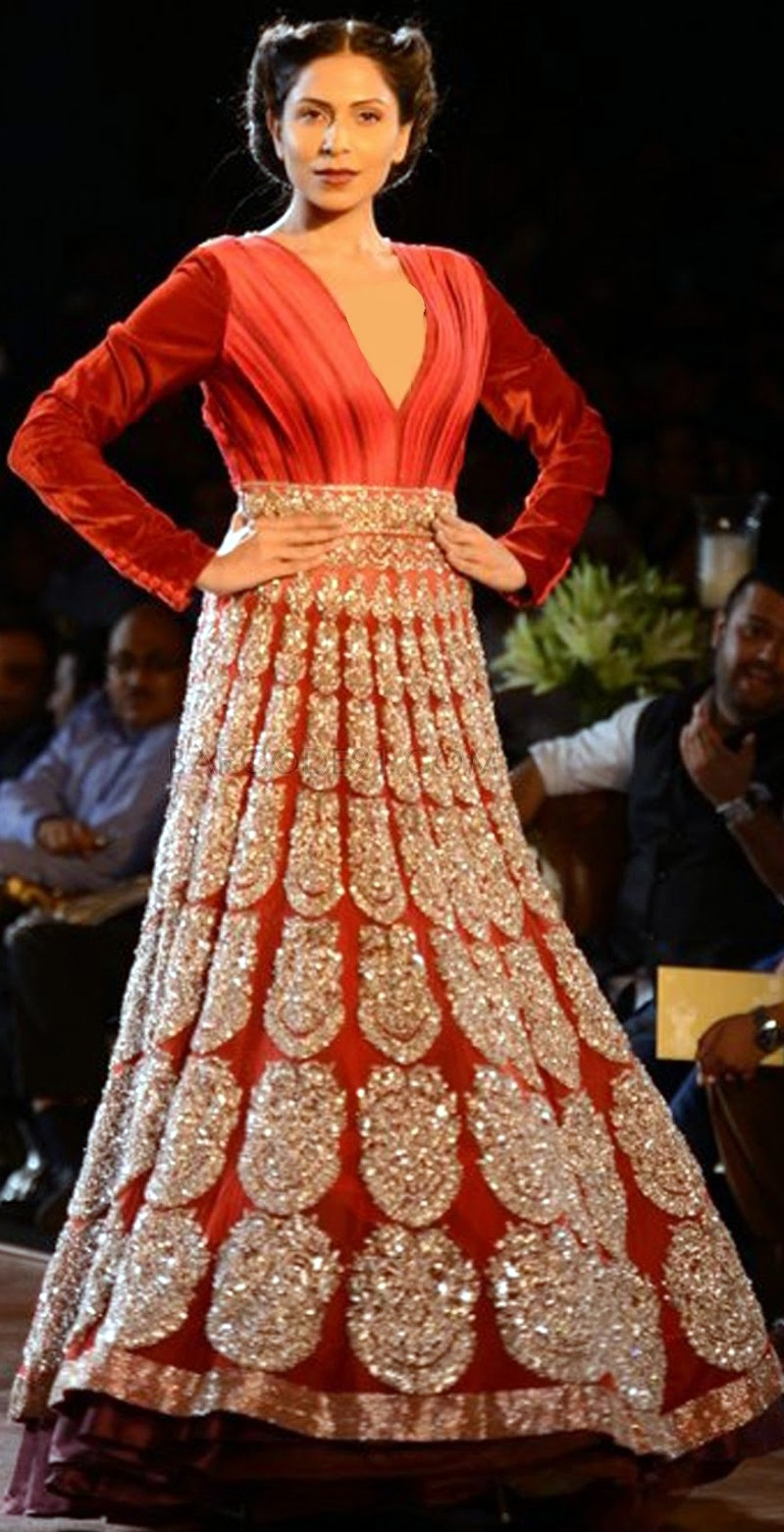 12 best manish malhotra bridal collection of all time