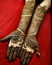 Indian Mehendi wedding