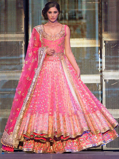 12 Best Manish Malhotra Bridal Collection of all time ...