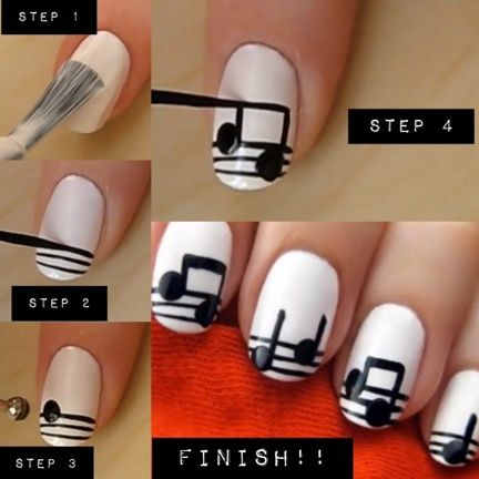 nail art designs at home - Nail Designs Do It Yourself At Home