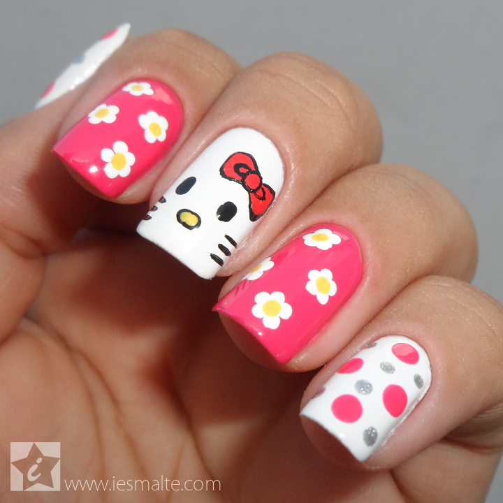 Gorgeous Nail Art At Home Indian Makeup And Beauty Blog Beauty