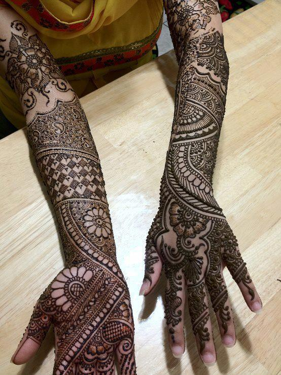 Bridal mehndi designs for hands   Indian Makeup and Beauty Blog ...