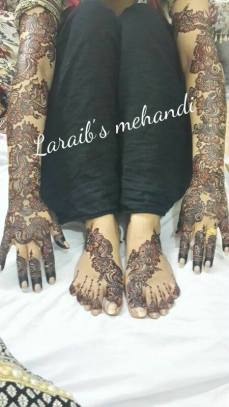 Bridal mehndi designs 03