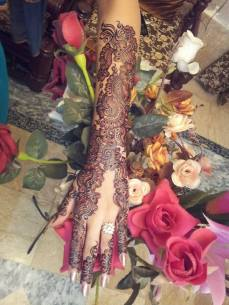 Bridal mehndi designs 07