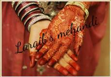 Bridal mehndi designs 13