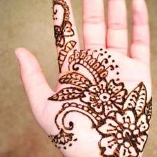 easy mehndi designs for hands 16