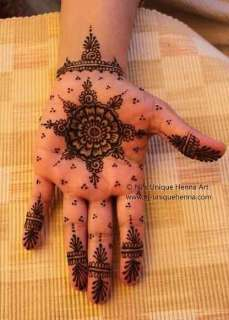easy mehndi designs for hands 17