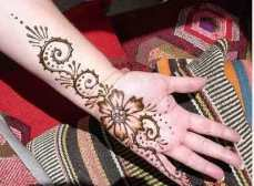 easy mehndi designs for hands 30