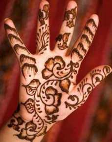 easy mehndi designs for hands 31