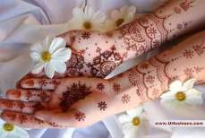 easy mehndi designs for hands 36