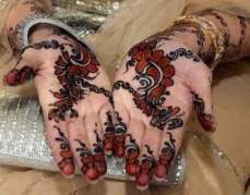 easy mehndi designs for hands 38