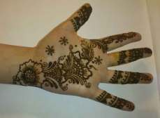 easy mehndi designs for hands 41