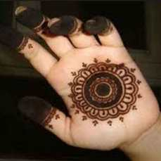 easy mehndi designs for hands 44