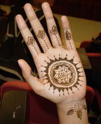 Easy Mehndi Designs For Hands 48 Indian Makeup And Beauty Blog