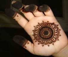 easy mehndi designs for hands 49