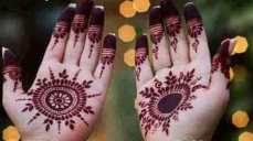 easy mehndi designs for hands 50