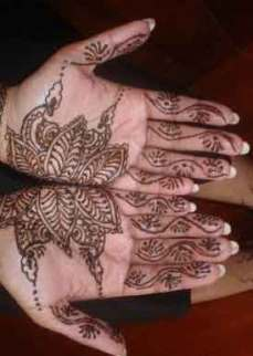easy mehndi designs for hands 52
