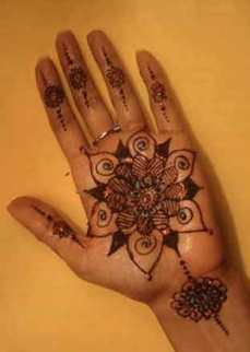 easy mehndi designs for hands 54