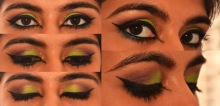 How to do eye makeup 01