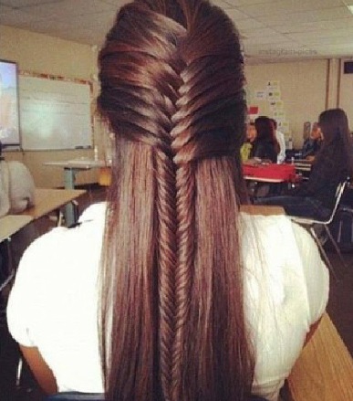 15 Super Easy Hairstyles For Long Hair Indian Makeup And Beauty