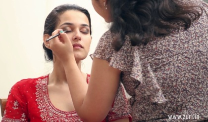 Indian bridal makeup 29