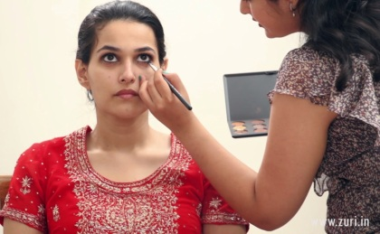 Indian bridal makeup 34