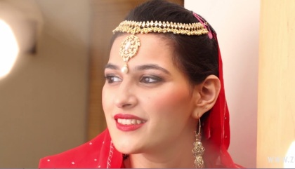 Indian bridal makeup 43