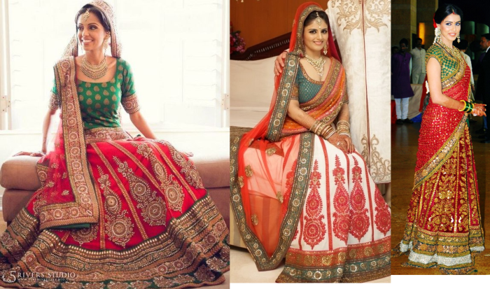 Sabyasachi Bridal Lehenga Collection Best Ones